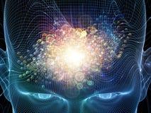 Mind Waves Royalty Free Stock Image