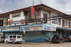Mindanao oldest radio station. Cagayan de Oro City (CDOC), Northern Mindanao, Philippines - February 11 2011. DXCC Radio is an iconic, private and the oldest ( Stock Photo