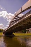 Mindaugas桥梁在维尔纽斯 免版税图库摄影