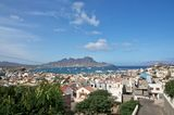 Mindelo, Sao Vicente - Cape Verde Stock Photography