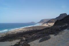 Mindelo - Sao Vicente - Cape verde Royalty Free Stock Image