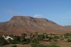 Mindelo - Sao Vicente - Cape verde Royalty Free Stock Photo