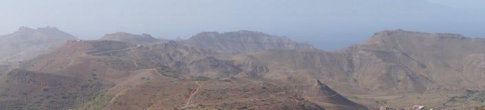 Mindelo - Sao Vicente - Kap Verde Royaltyfri Foto