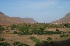 Mindelo - Sao Vicente - Kap Verde Royaltyfria Bilder