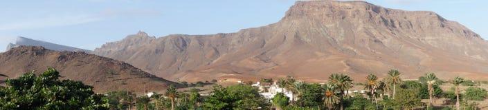 Mindelo - Sao Vincente - przylądka verde Obraz Royalty Free