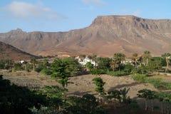 Mindelo - Sao Vincente - przylądka verde Fotografia Royalty Free