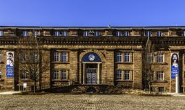 LWL-Prussian Museum Minden royalty free stock images
