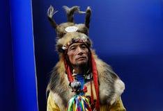 Minderheidsuitvoerder, 2013 WCIF Royalty-vrije Stock Foto