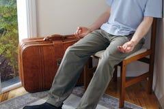 mindful lopp Royaltyfri Fotografi