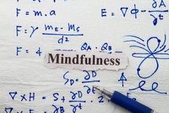 Mindfulness Stock Photos