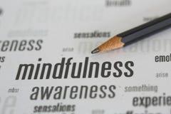 mindfulness Stockbild
