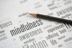 mindfulness Stockbilder