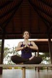 Mindfulness meditation Royalty Free Stock Images