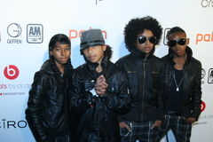 Mindless Behavior #5 Royalty Free Stock Image