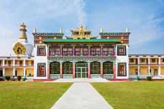 Mindrolling Monastery, Dehradun Royalty Free Stock Photos