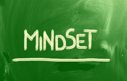 Mindset Concept Stock Image