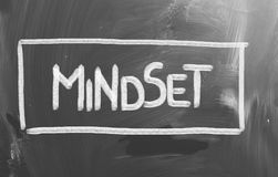 Mindset Concept Stock Photos