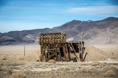 Mine abandonnée Image libre de droits