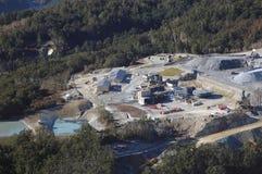 Mine d'or d'Oceana Image libre de droits