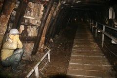 Mine d'or de Chinkuashih dans Taiwan Photo stock