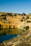 Mine de Burra (verticale) Images stock