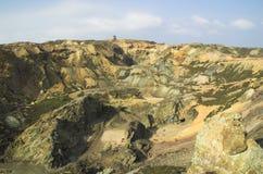 Mine de cuivre Images libres de droits