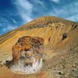 Mine de Dezert Bor Photo libre de droits