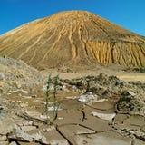 Mine de Dezert Bor Photo stock