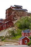 Mine de Kennecott Photographie stock libre de droits