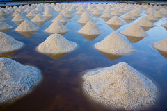 Mine de sel Photographie stock libre de droits