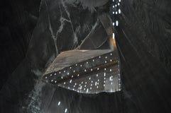 Mine de sel Image libre de droits