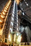 Mine de sel Photo stock