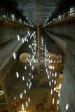 Mine de sel de Turda Photographie stock libre de droits
