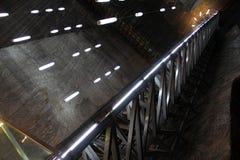 Mine de sel de Turda, Roumanie Image libre de droits