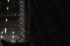 Mine de sel de Turda, Roumanie Photo libre de droits