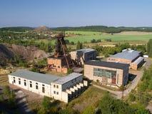 Mine en uranium Photographie stock libre de droits