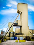 Mine en uranium de lac cigar au Canada Image stock