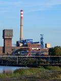 Mine in Karvina stock image