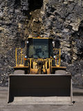 Mine and machinery Stock Photo