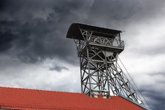 Mine shaft Stock Photography
