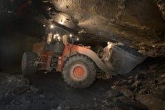 A mine of slate near Genoa, tipical ligurian stone Stock Photo