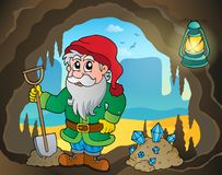 Mine theme image 6 Royalty Free Stock Images