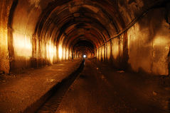 Free Mine Tunnel Royalty Free Stock Image - 3816386