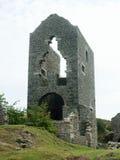 Mine workings in Cornwall. Stock Photo