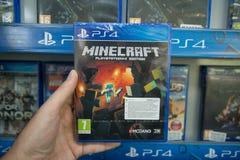 Minecraft Royalty Free Stock Image