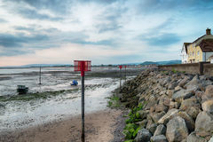 Minehead Harbour Royalty Free Stock Photos