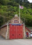 Minehead Lifeboat Station Royalty Free Stock Photography