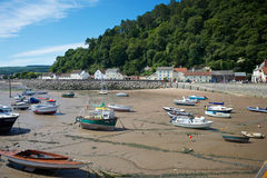 Minehead, Somerset LE R-U Photos stock
