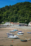 Minehead, Somerset LE R-U images stock