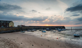 Minehead in Somerset Royalty Free Stock Photography